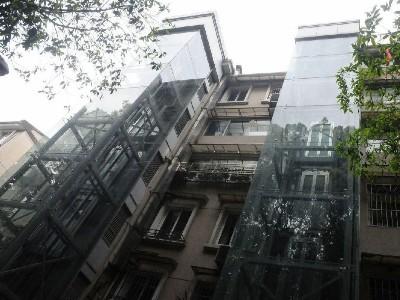 老旧小区加装电梯模式有这三种……