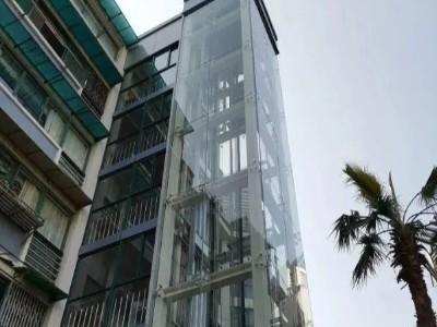 既有多层住宅加装电梯
