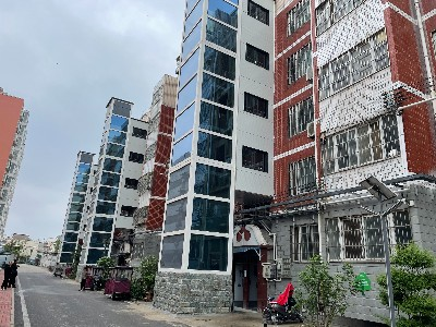 广州花都区老旧小区加装电梯已完成421宗