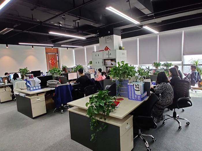 嘉立-办公区域