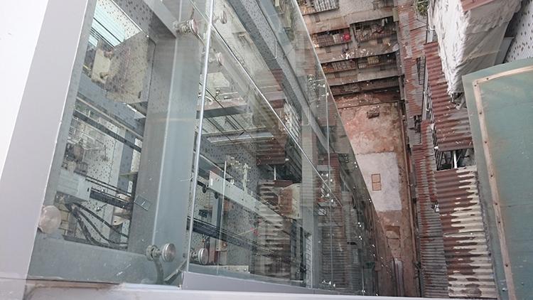 广州市天河区员村西街4号旧楼电梯加装项目