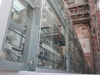 广州旧楼电梯加装项目——天河区员村西街4号